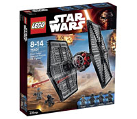 75101 - First Order Special Forces TIE Fighter