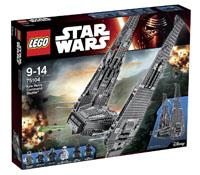 75104 - Kylo Ren's Command Shuttle