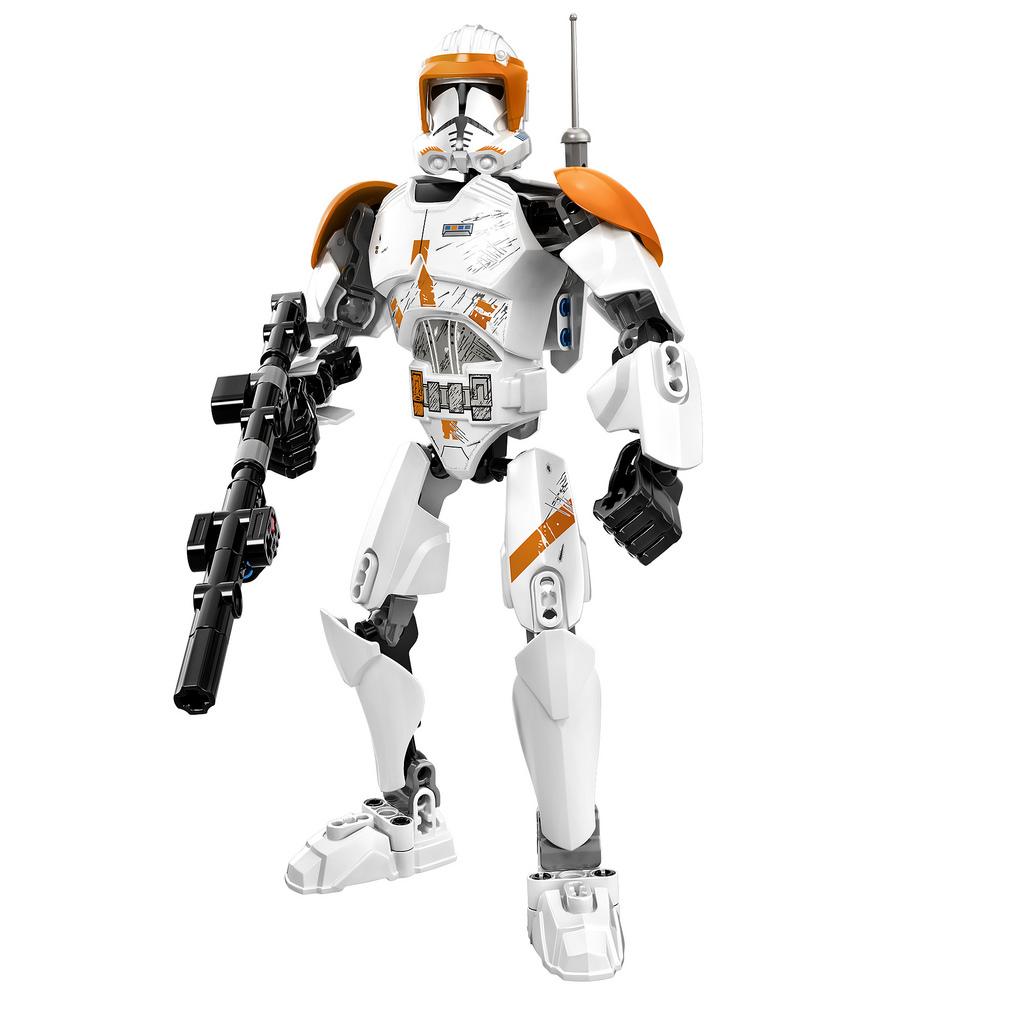 75108 - Clone Commander Cody