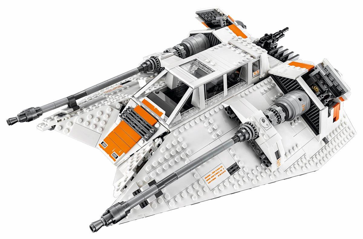 Revient LegoLe Snowspeeder En Collector Version OiTkXuZwP