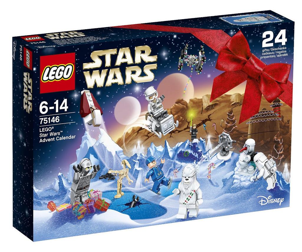 75146 - 2016 Star Wars Advent Calendar