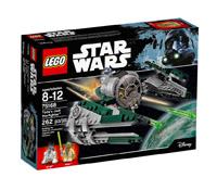 75168 - Yoda's Jedi Starfighter