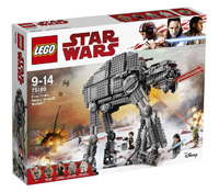 75189 - First Order Heavy Assault Walker