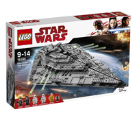 75190 - First Order Star Destroyer