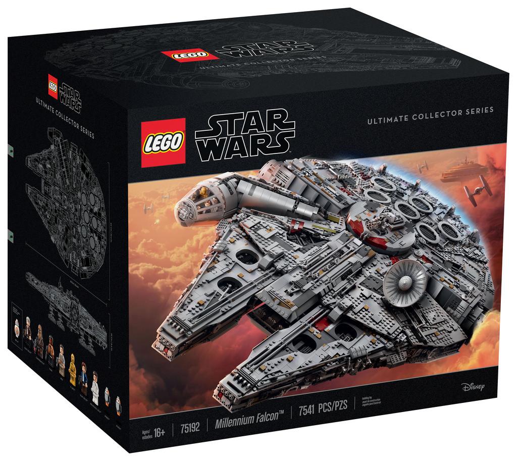 75192 - UCS Millennium Falcon