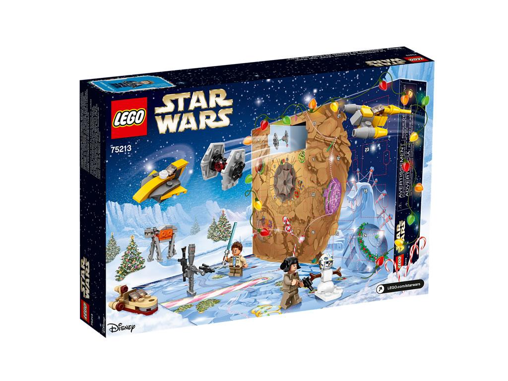 LEGO STAR WARS VAISSEAU 75056 Jedi Delta d/'Anakin Skywalker FIGURINE Calendrier