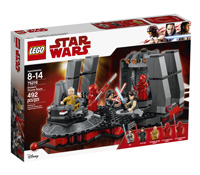 75216 - Snoke's Throne Room