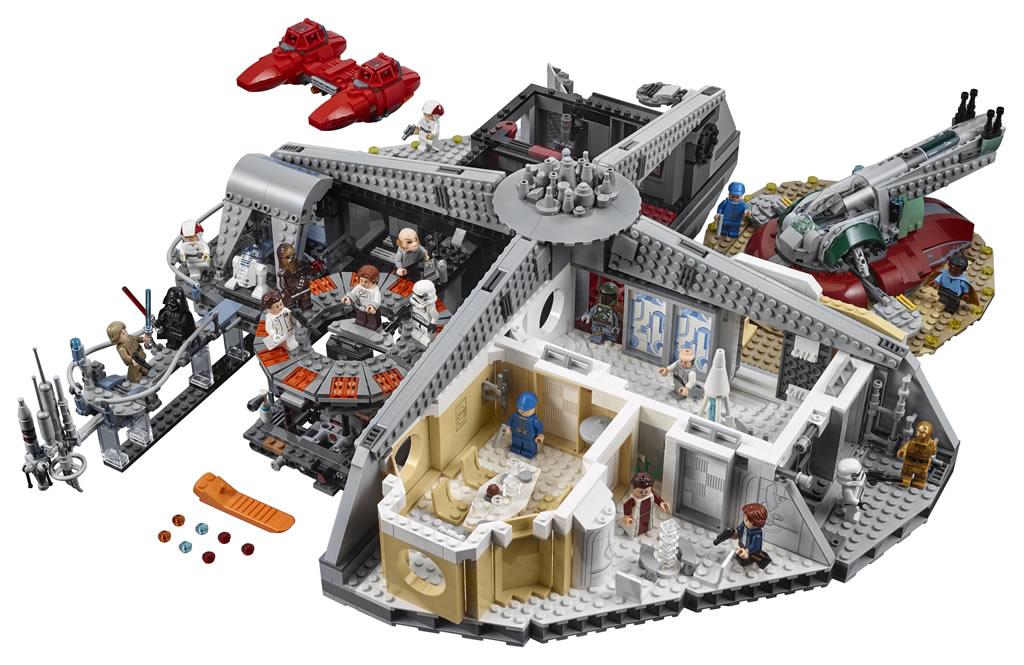 La Nuages LegoTrahison Des Sur Cité Yb7y6gf