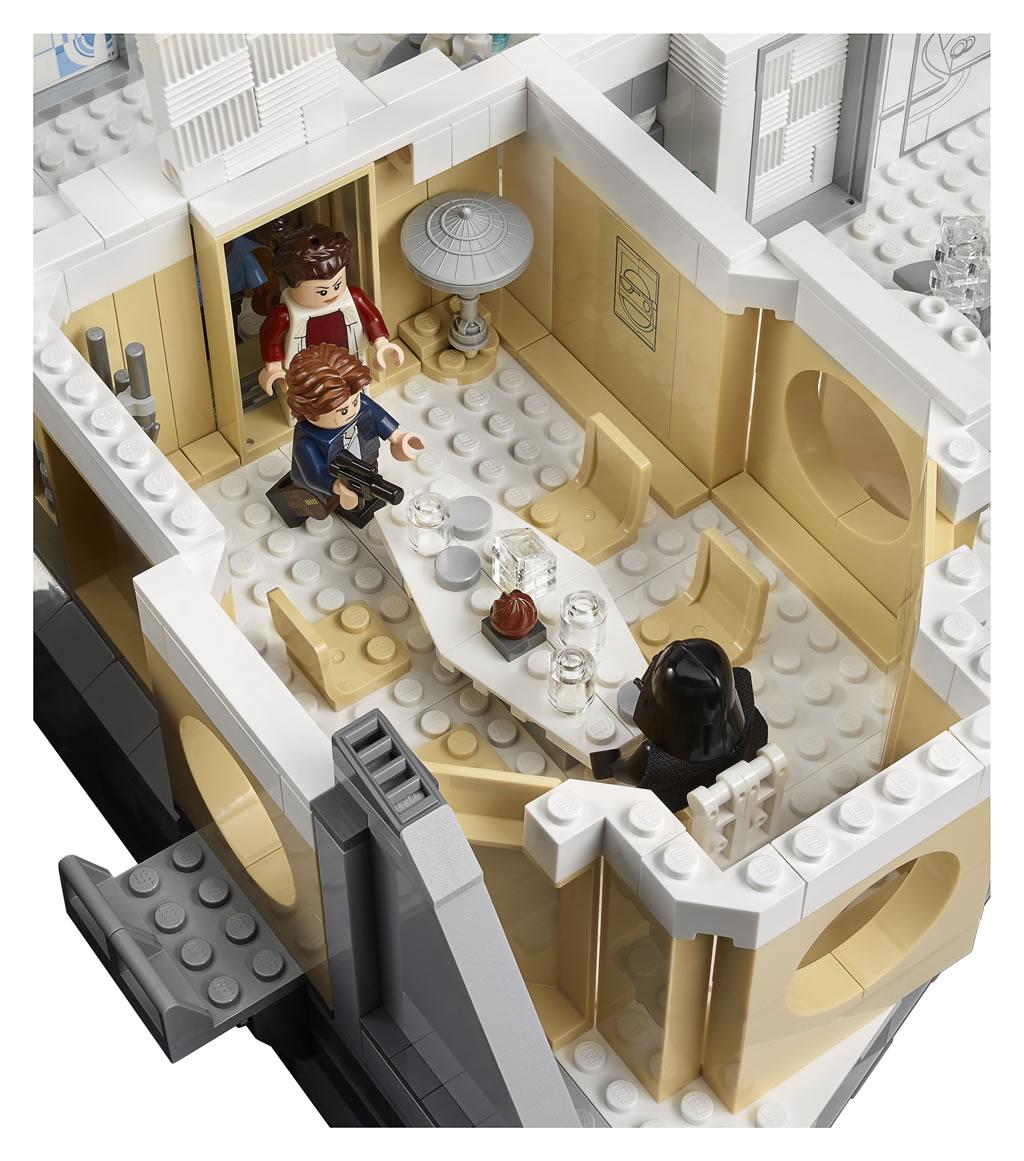 Cité La Sur LegoTrahison Nuages Des Nw8n0m