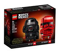 75232 - Kylo Ren & Sith Trooper