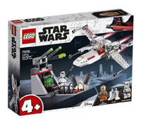 75235 - X-Wing Starfighter <a href='/personnage-1411-trench.html' class='qtip_motcle' tt_type='personnage' tt_id=1411>Trench</a> Run