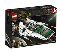 75248 - Resistance A-Wing Starfighter