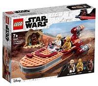 75271 - Luke Skywalker's Landspeeder