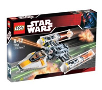 7658 - Y-Wing Fighter