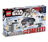 7666 - Hoth Rebel Base
