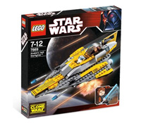 7669 - Anakin's Jedi Starfighter