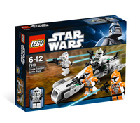 7913 - Clone Trooper Battle Pack