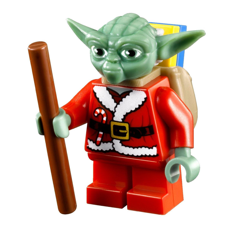 7958 - Santa Yoda !
