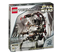 Lego 8002 - Destroyer Droïd