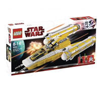 8037 - Anakin's Y-Wing Starfighter