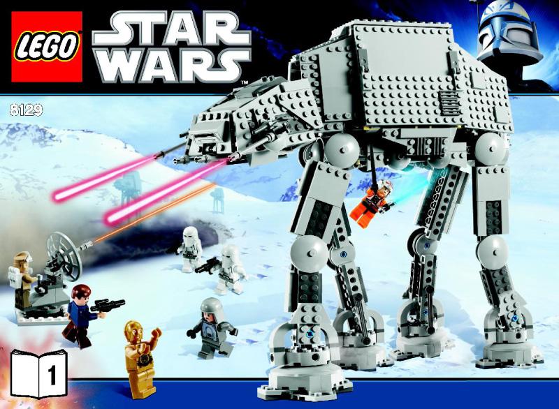 At at walker collection star wars universe - Lego star wars tb tt ...
