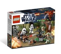 9489 - Endor Rebel Trooper & Imperial Trooper Battle Pack