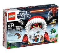 9509 - 2012 Star Wars Advent Calendar