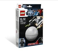 9676 - TIE Interceptor & Death Star
