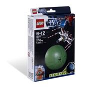 9677 - X-wing Starfighter & Yavin 4
