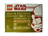 SDCC Brickmaster Exclusive 2009
