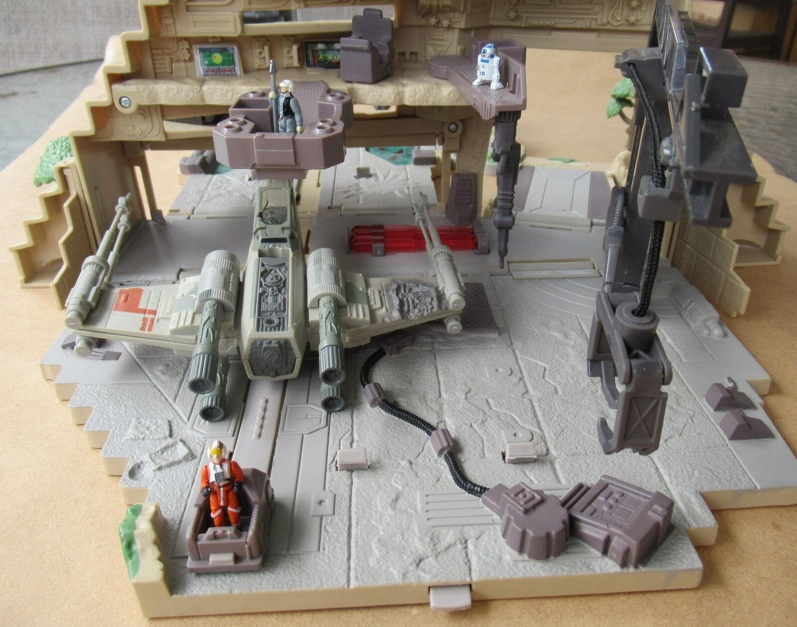 Action Fleet - Yavin Rebel Base