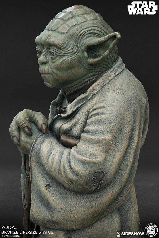 Sideshow Yoda Bronze