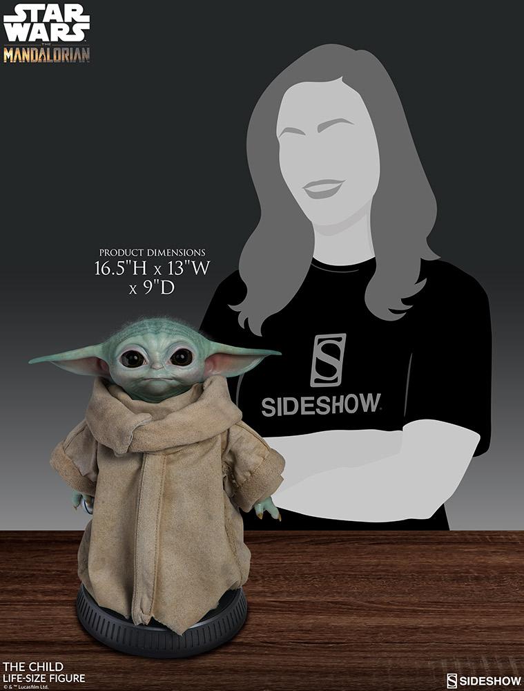 Sideshow The Child