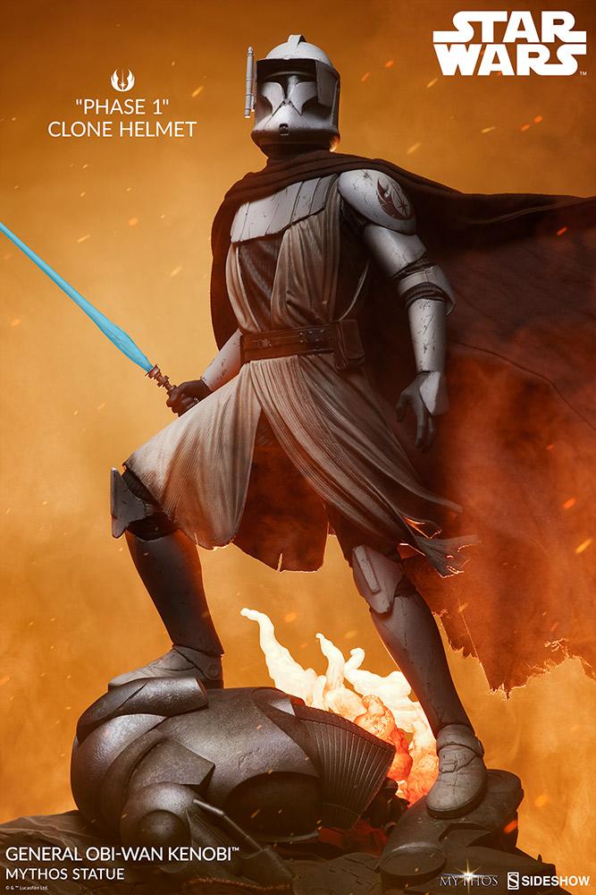 Sideshow General Obi-Wan Kenobi Mythos