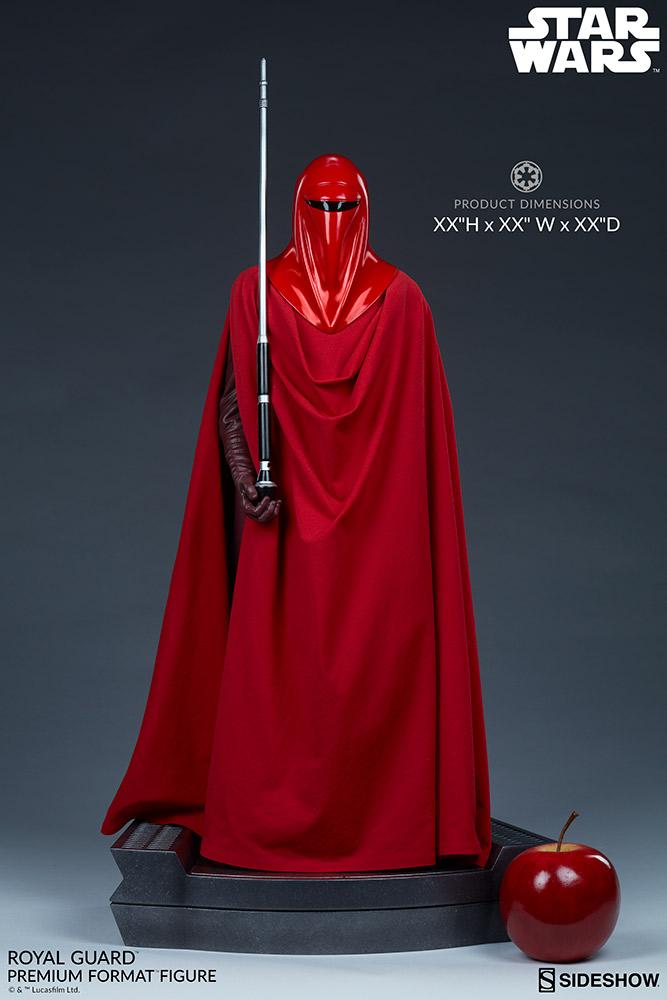 Sideshow Royal Guard