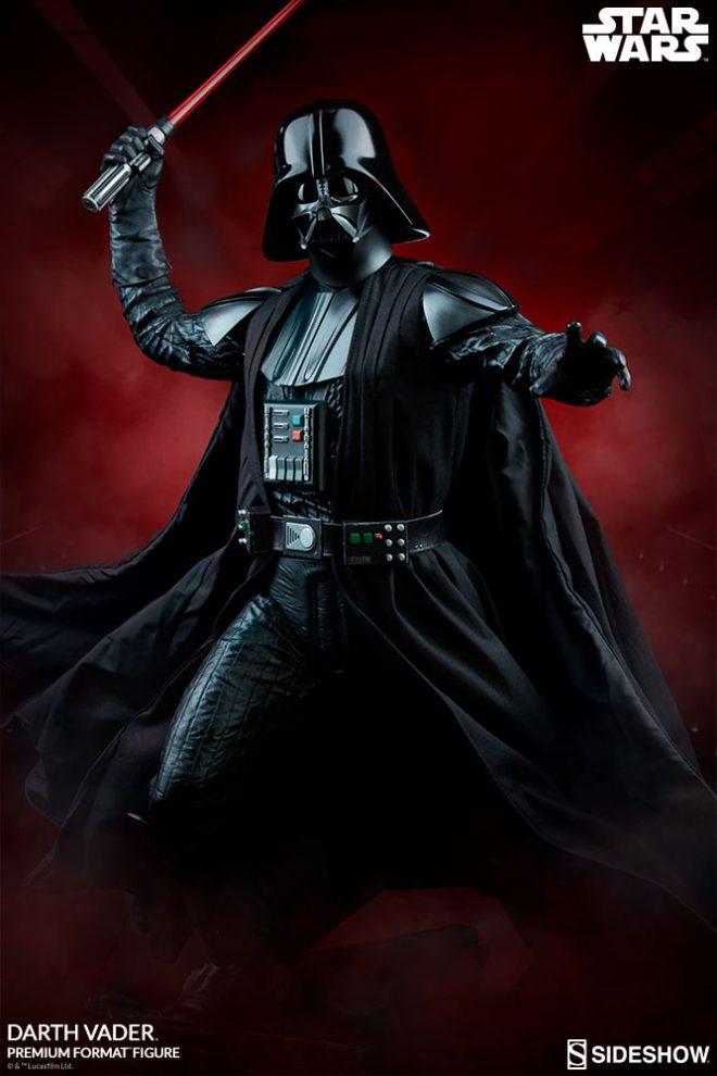 Sideshow Premium Format Darth Vader Rogue One 1