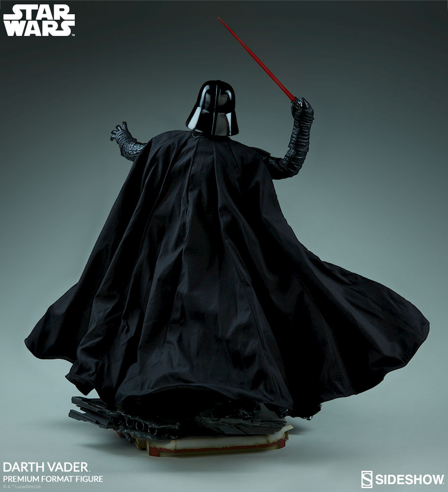 Sideshow Premium Format Darth Vader Rogue One 3