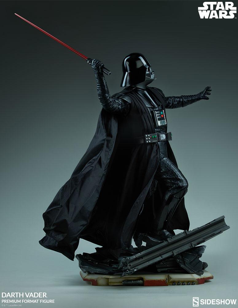 Sideshow Premium Format Darth Vader Rogue One 4