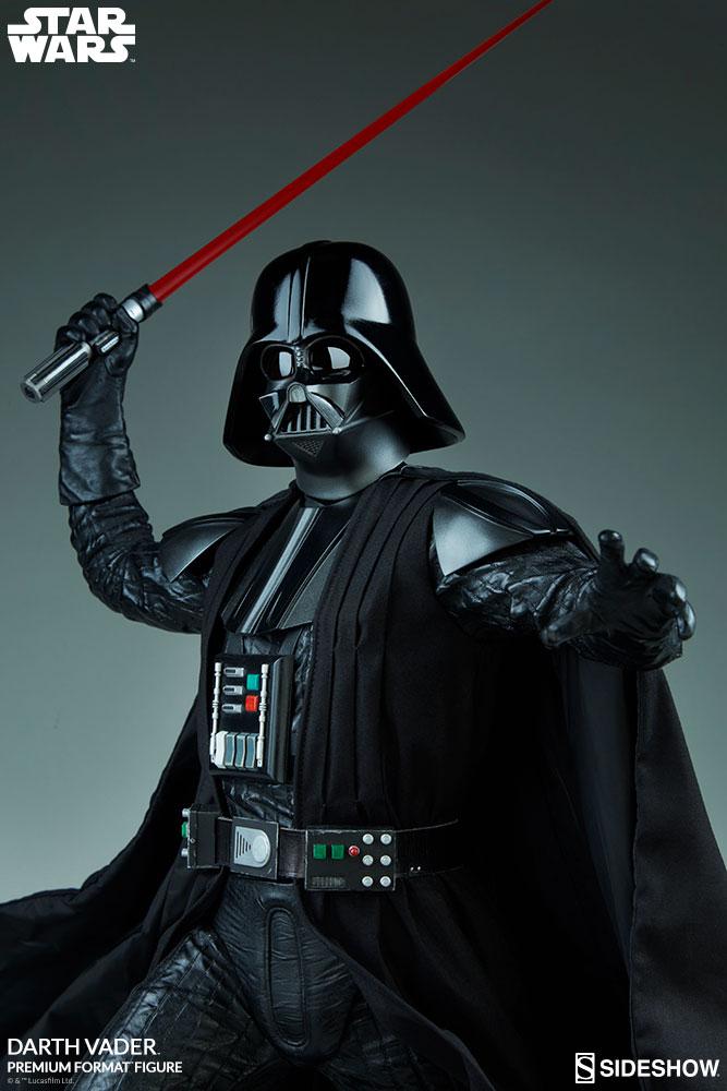 Sideshow Premium Format Darth Vader Rogue One 6