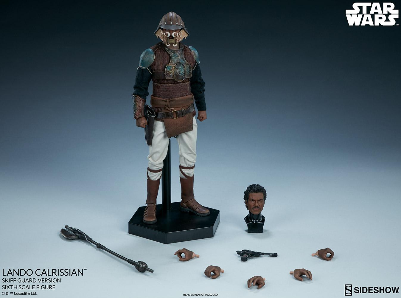 Sideshow Lando Calrissian