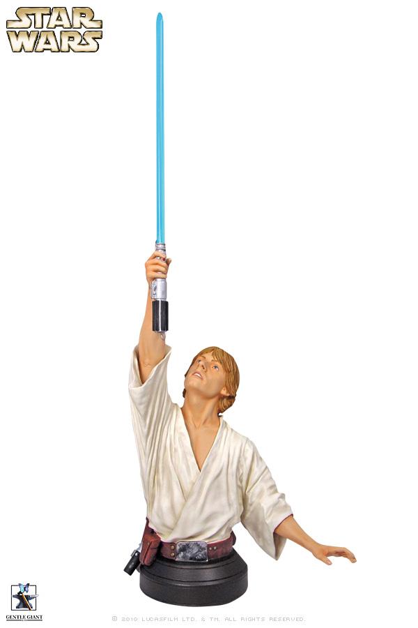 Buste Luke Tatooine