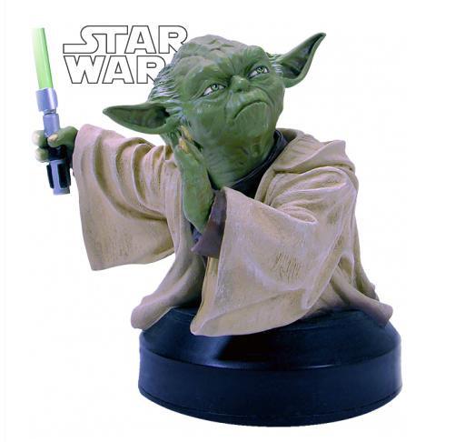 Buste Yoda