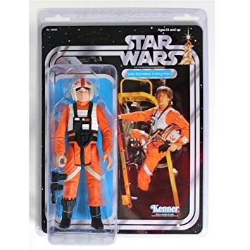 Jumbo Kenner Luke X-Wing
