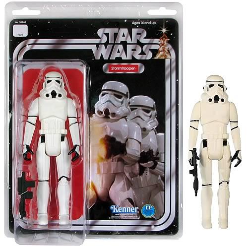Jumbo Kenner Stormtrooper
