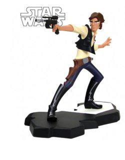 Maquette Han Solo