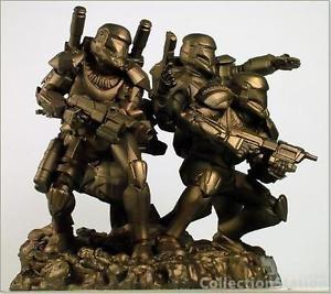 Statue Republic Commando