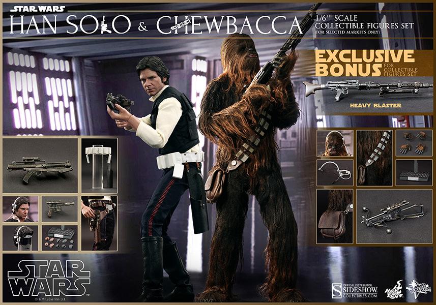 Han & Chewie bonus