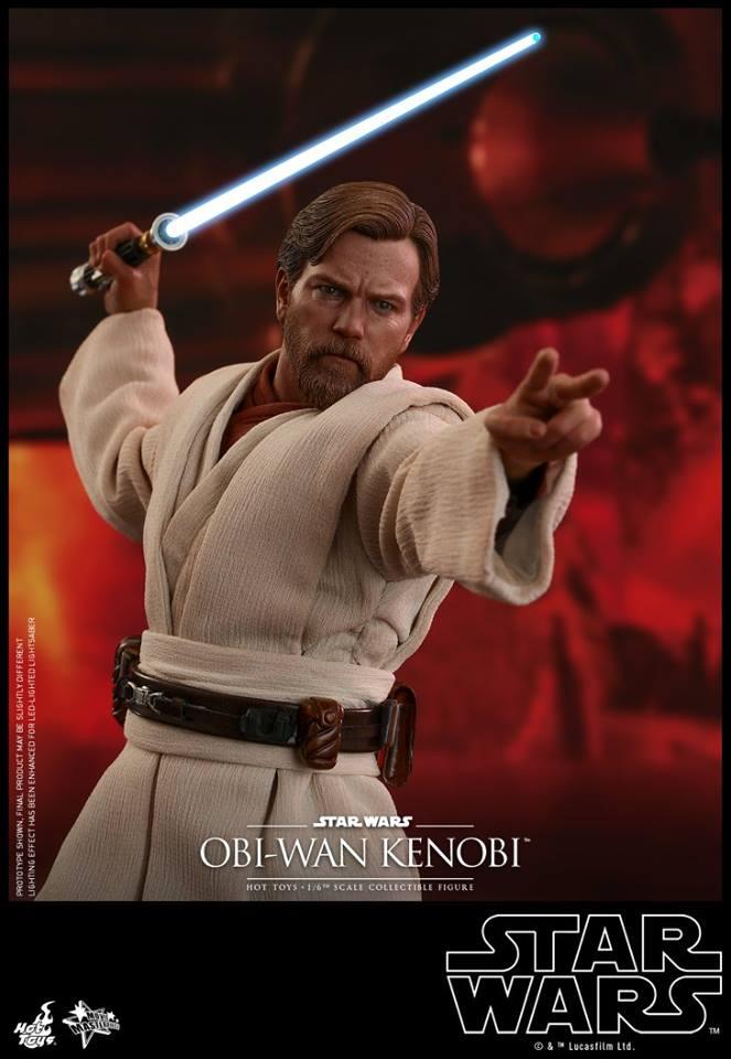 Hot Toys Obi-Wan