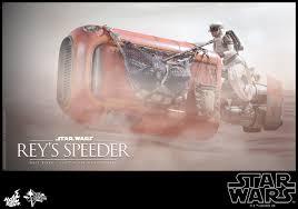 Rey Speeder