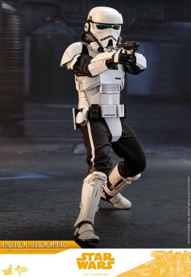 Hot Toys Patrol Trooper